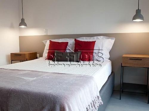 flat studio suzano para locação no itaim bibi fla7721