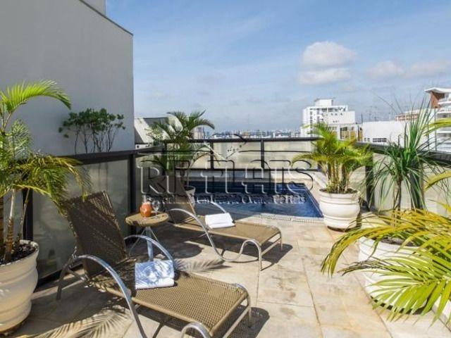 flat the advanced para locação no jardins - ref7055