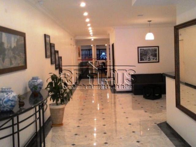 flat the park hall para locação no higienopolis