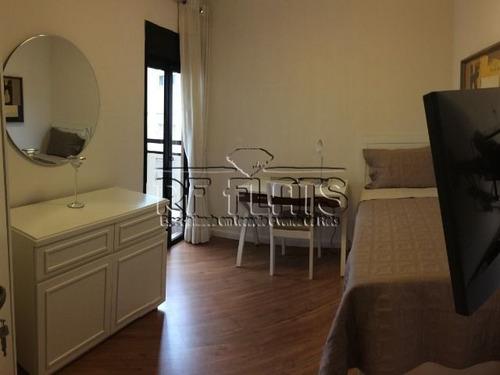 flat the sutton house para locação em moema