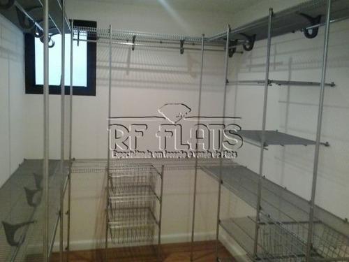 flat the sutton house para locação em moema - fla5274