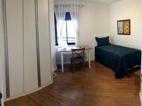 flat the sutton house para locação em moema - fla5281