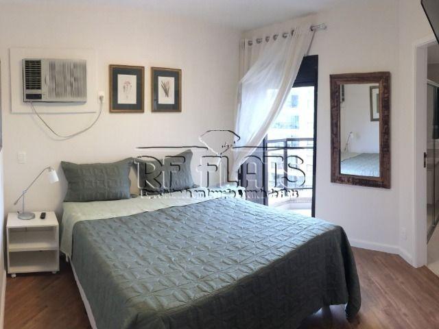 flat the sutton house para locação em moema - fla5284