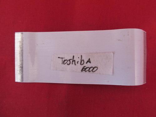 flat toshiba 6000 cx 23