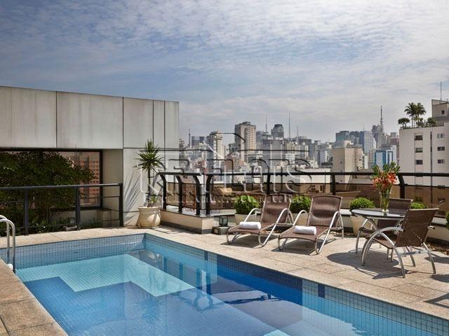 flat transamerica 21 century para locação e venda no jardins
