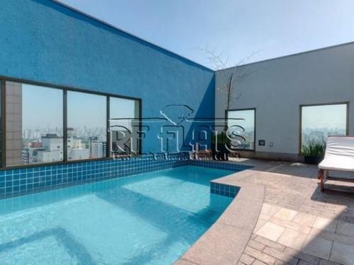 flat tryp iguatemi no pool para venda no itaim bibi - fla629