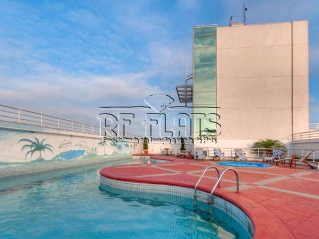 flat tryp nações unidas no pool para venda na chacara santo antonio