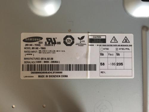 flat tv samsung pn51h4500ag bn96-30261e