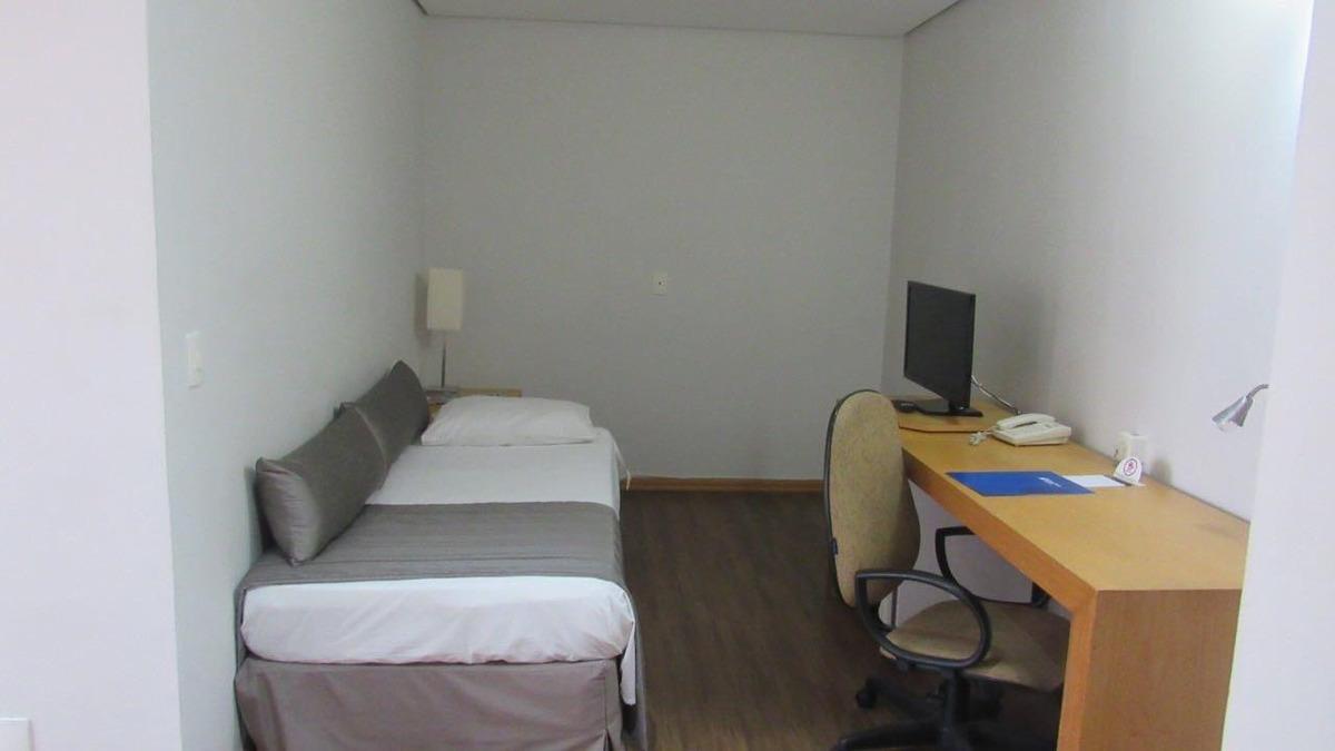 flat à venda, 1 quarto, 1 vaga, centro - santo andré/sp - 43291