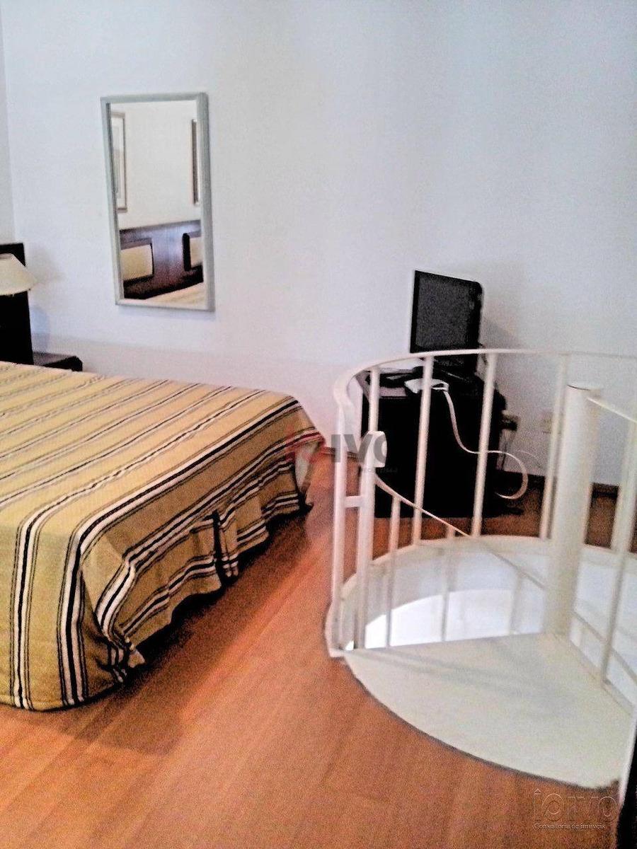 flat à venda, 52 m² por r$ 540.000,00 - moema - são paulo/sp - fl0003