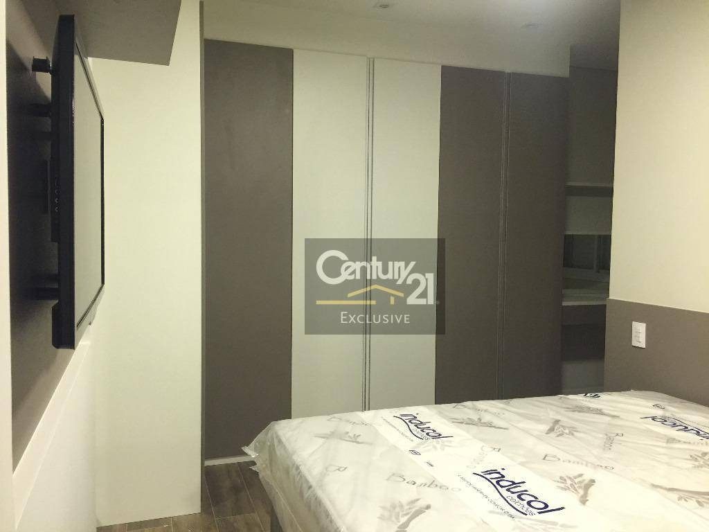 flat à venda, 55 m² por r$ 510.000 - condomínio sky towers - indaiatuba/sp - fl0003