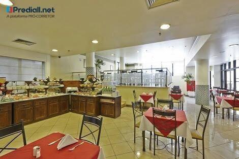 flat à venda no campo belo, 25m², vaga de garagem. - fl0006