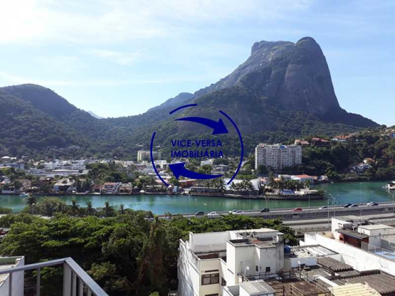 flat à venda no jardim oceânico - avenida do pepê! sala 2 ambientes, varanda, cozinha, área de serviço, com splits! - 1293