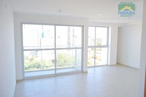 flat à venda - praia de intermares - cabedelo - pb - fl0047