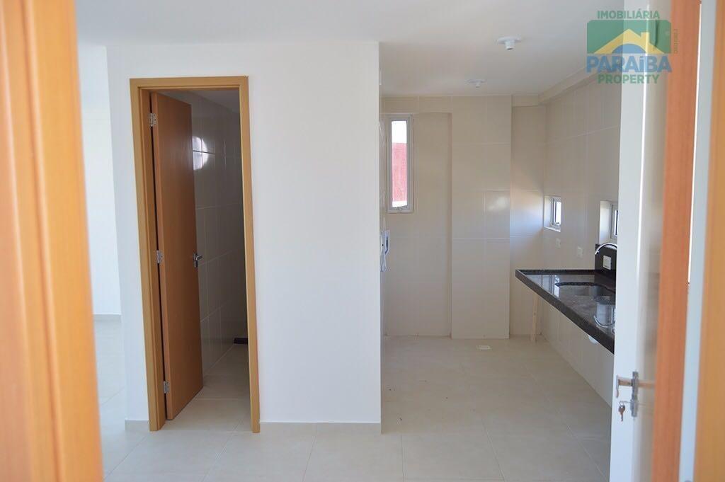 flat à venda - praia de intermares -  cabedelo - pb - fl0048