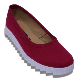 Flat Zapato Tenis Muy Suave Resistente Durable J Villegas