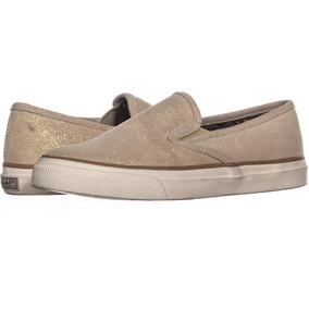 0ceacc10853 ... Deriva Encaje Arriba Barco Zapatos · Sperry Superior - Sider Marinero  Resbalón En Zapatillas 847