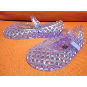 4b209bd2eb5d5 Zapatos Mary-janes Jelly Plástico Old Navy No. 15 Con Aroma