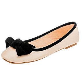 5b0eb312d6d Ballerina Flats Been Class Mod.5965 Fiusha O Negro Dama Sp0 ...