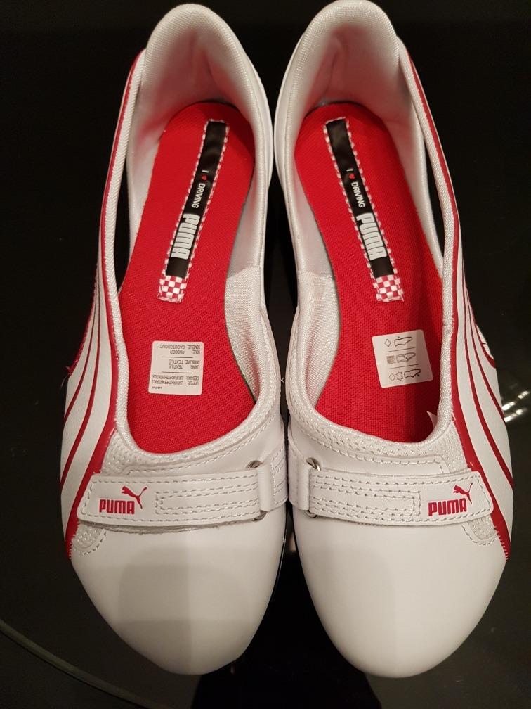 822017b6c80ec Flats Ballerina Puma Ferrari Espera Iii