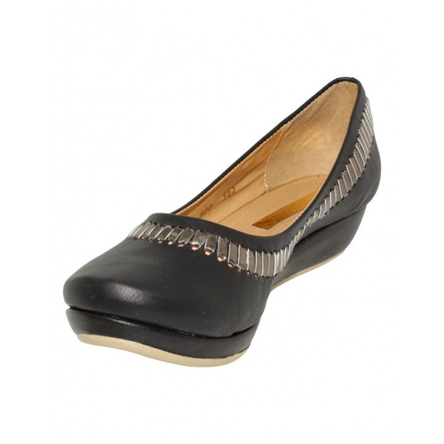 flats casual para dama flother negro marca kandy live