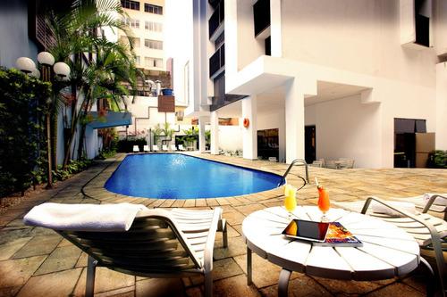 flat`s à venda no flat là residence paulista - código 2388