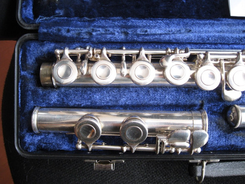 flauta americana selmer