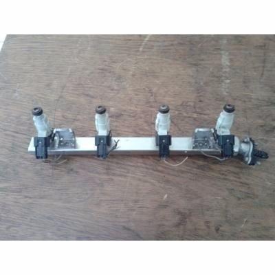 flauta c/ bicos e conectores kia soul 1.6 16v flex