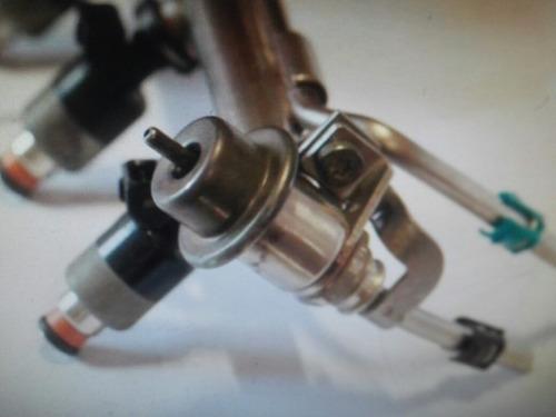 flauta con inyectores regulador de chevrolet corsa