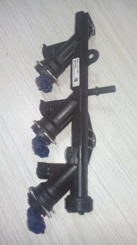 flauta de combustível novo ford ka 3 cilindros