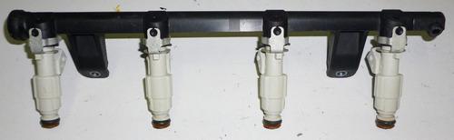 flauta de injeção clio, logan, sandero 1.6