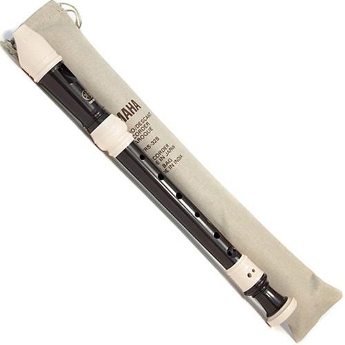 flauta doce barroca em c yrs-32b yamaha frete g r á t i s