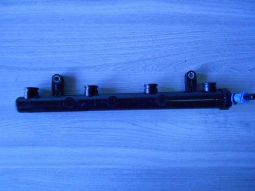 flauta dos bicos injetores celta prisma 1.0 8v 2007 à 2014