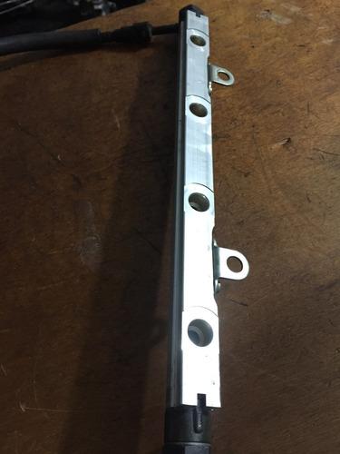 flauta dos bicos injetores de combustível daewoo lanos 1.6