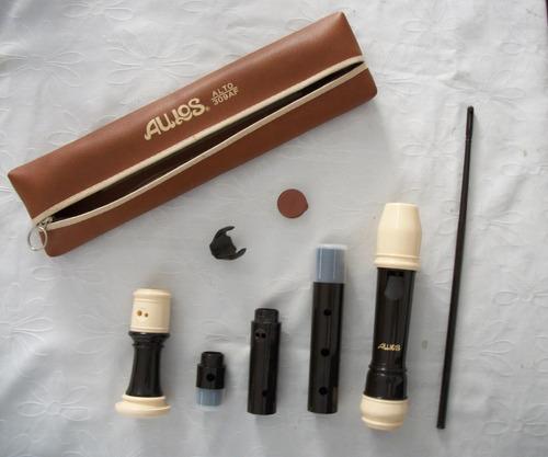 flauta dulce alto aulos 309 af