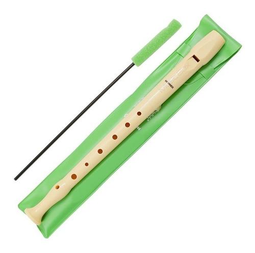 flauta dulce soprano digitacion aleman (envio gratis) hohner