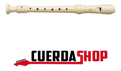 flauta dulce yamaha con funda