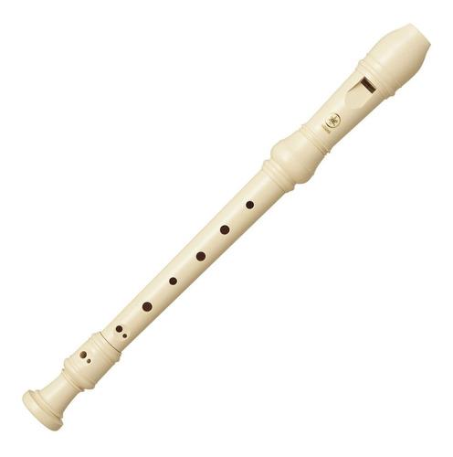 flauta dulce yamaha original..