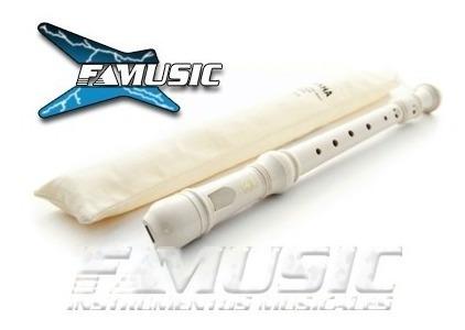 flauta dulce yamaha yrs 23 soprano do escolar ff#