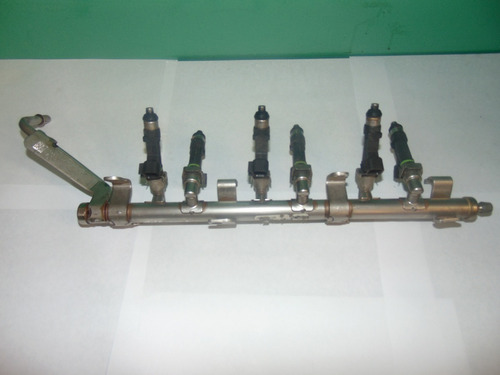 flauta e inyectores ford fusion/escape