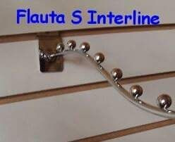 flauta para colgar ropa