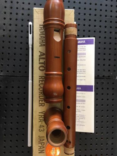 flauta yamaha nueva