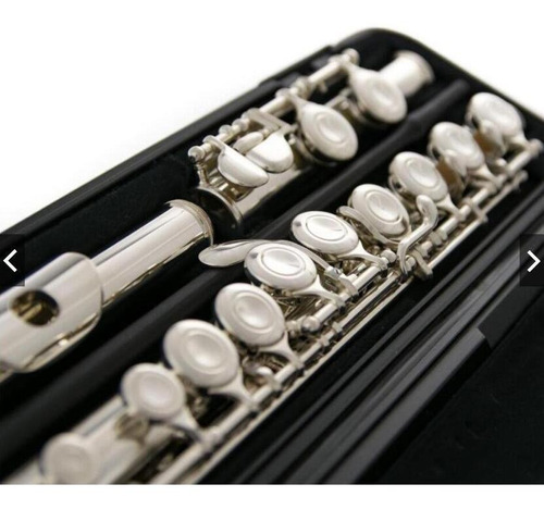 flauta yfl-311 - flauta para yamaha (níquel, 16 agujeros), c