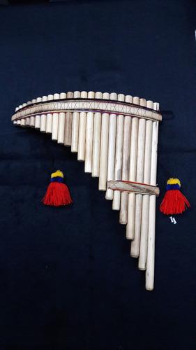 flautas de pan profesionales boliviano