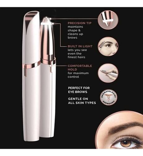 flawless brows depilador de cejas sin dolor