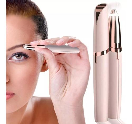 flawless brows depilador de cejas sin dolor recargable