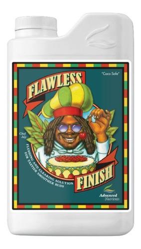 flawless finish 1 l advanced nutrients lavar raíces flush