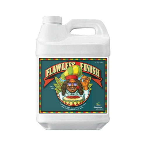 flawless finish 500 ml advanced nutrients lavar raíces flush