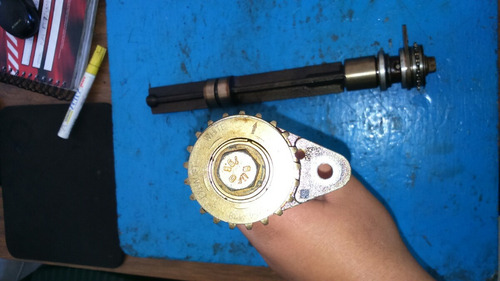 flecha balanceadora solstice captiva malibu hhr 2.4 x pieza