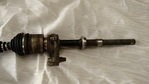 flecha espiga murano 4x4 nissan